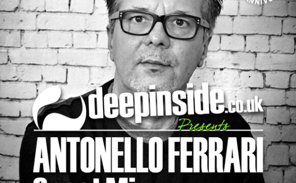 ANTONELLO FERRARI is on DEEPINSIDE #02