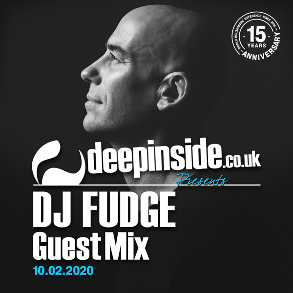 DJ Fudge Guest Mix cover
