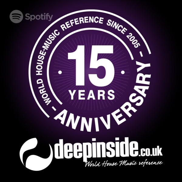 Spotify playlist 15 Years Anniversary