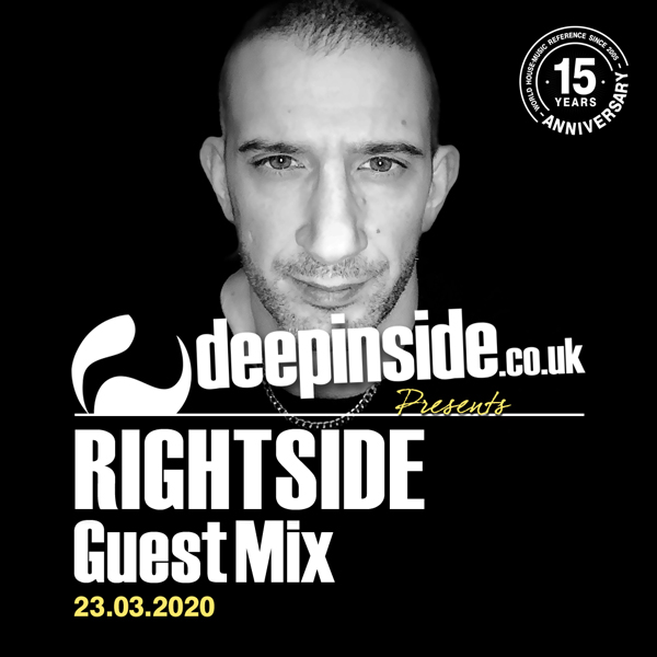 Rightside Guest Mix cover