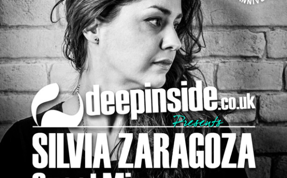 SILVIA ZARAGOZA is on DEEPINSIDE #05