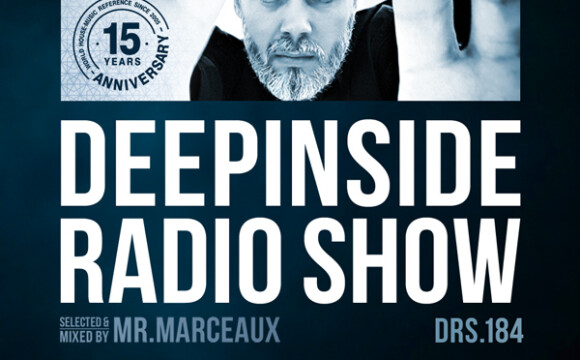 DEEPINSIDE RADIO SHOW 184 (Johan S Artist of the week)