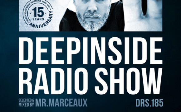 DEEPINSIDE RADIO SHOW 185 (Zed Bias Artist of the week)