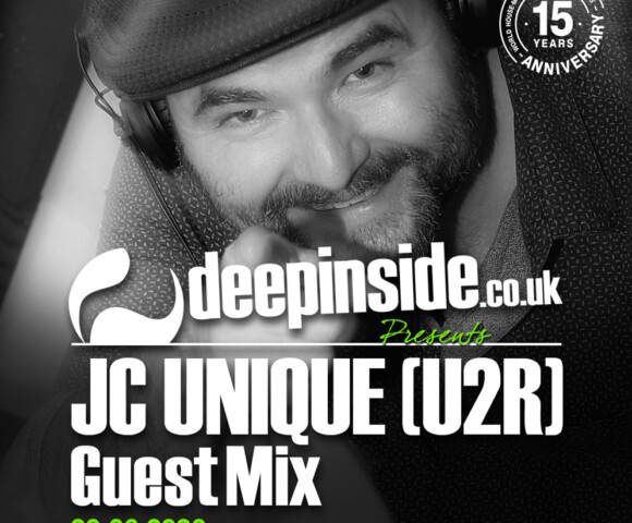 PODCAST^JC UNIQUE is on DEEPINSIDE!!