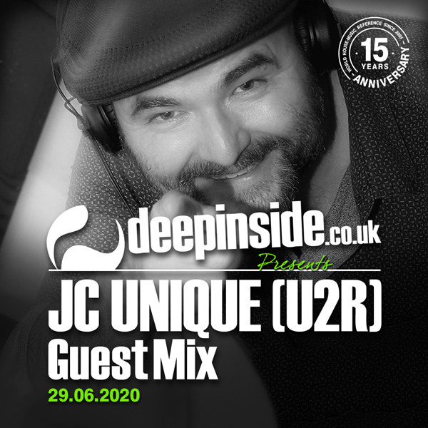 JC Unique Guest Mix cover