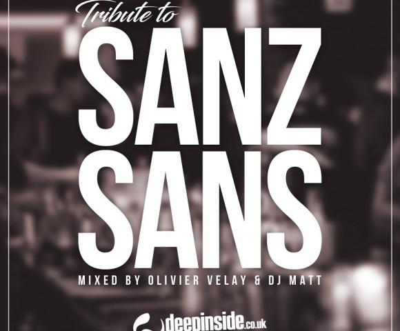 PODCAST^Listen to tribute to SANZ SANS Paris