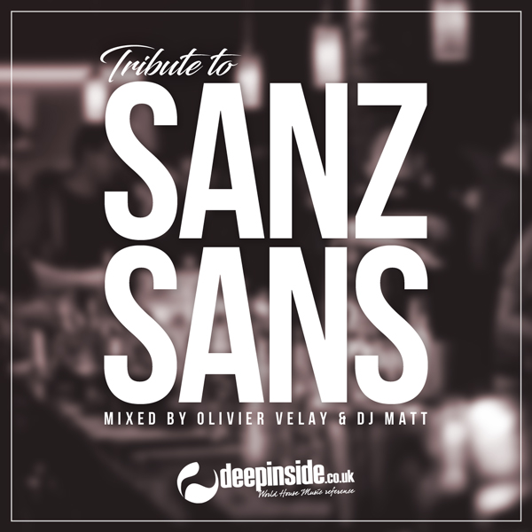 Tribute to Sanz Sans Cover