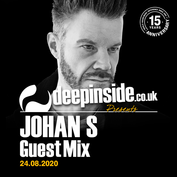 Johan S Guest Mix cover