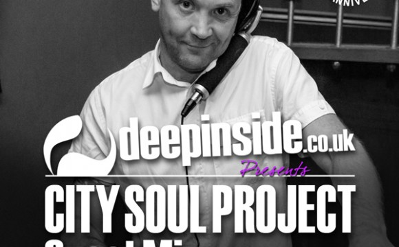 CITY SOUL PROJECT is on DEEPINSIDE