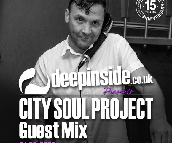 PODCAST^CITY SOUL PROJECT is on DEEPINSIDE