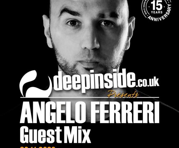 PODCAST^ANGELO FERRERI is on DEEPINSIDE