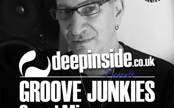 GROOVE JUNKIES is on DEEPINSIDE #09